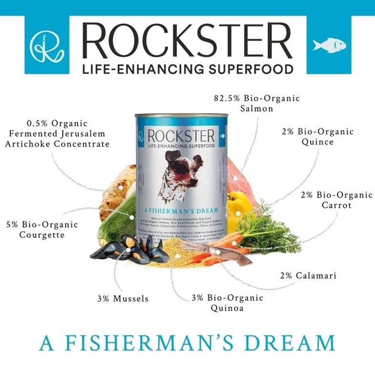 A Fishermans Dream 400g ingrediants