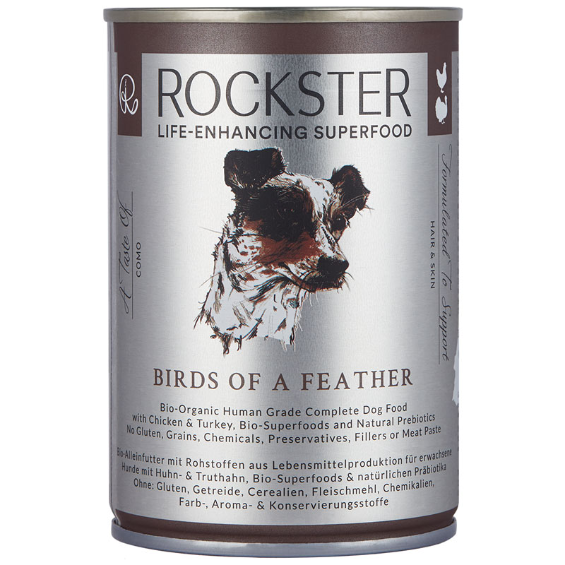 Birds of a Feather 400g Front