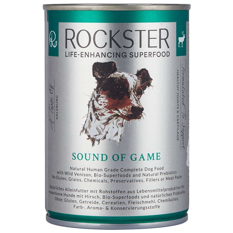 Sound Of Game 400g Front