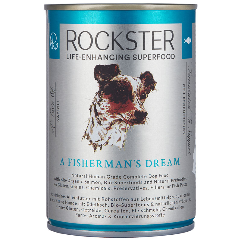 A Fishermans Dream 400g front