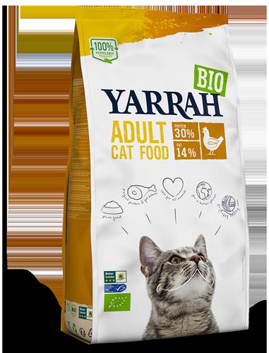 CAT Dry Yarrah Chicken g