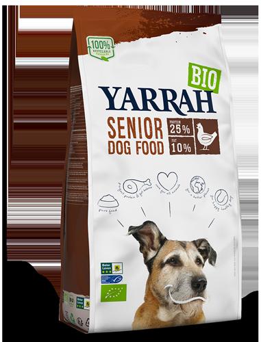 DOG Dry Yarrah Senior kg