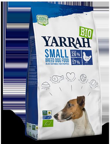 DOG Dry Yarrah Small Breed kg