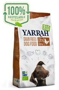 DOG Dry Yarrah Grain Free kg