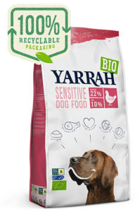 DOG Dry Yarrah Sensitive kg