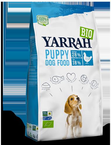 DOG Dry Yarrah Puppy kg